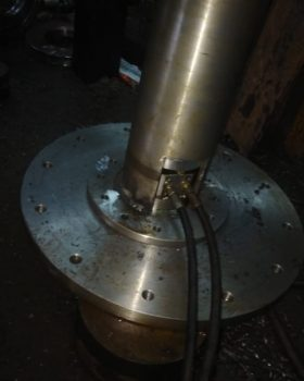 SN hydraulics Cylinder 6