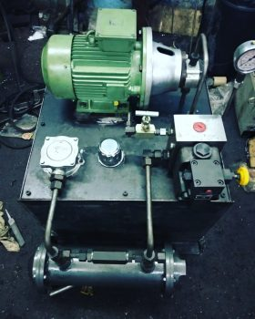 SN hydraulics Power Pack 1