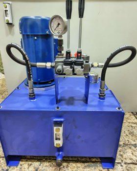 2 hp hydraulic