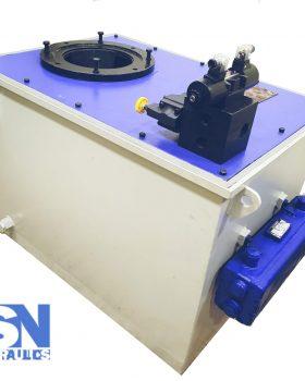 50 HP Hydraulic Power Pack Unit