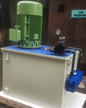 50 hp hydraulic