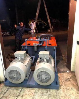 industrial hydraulic