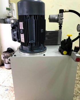 oil cooler power pack