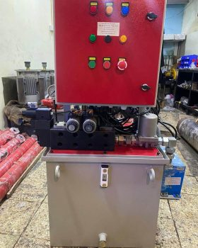 Air Cooled Hydraulic Power Pack