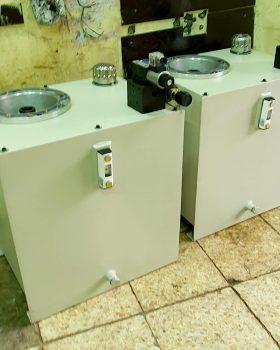 100 Liter Hydraulic