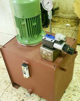 Turntable Hydraulic